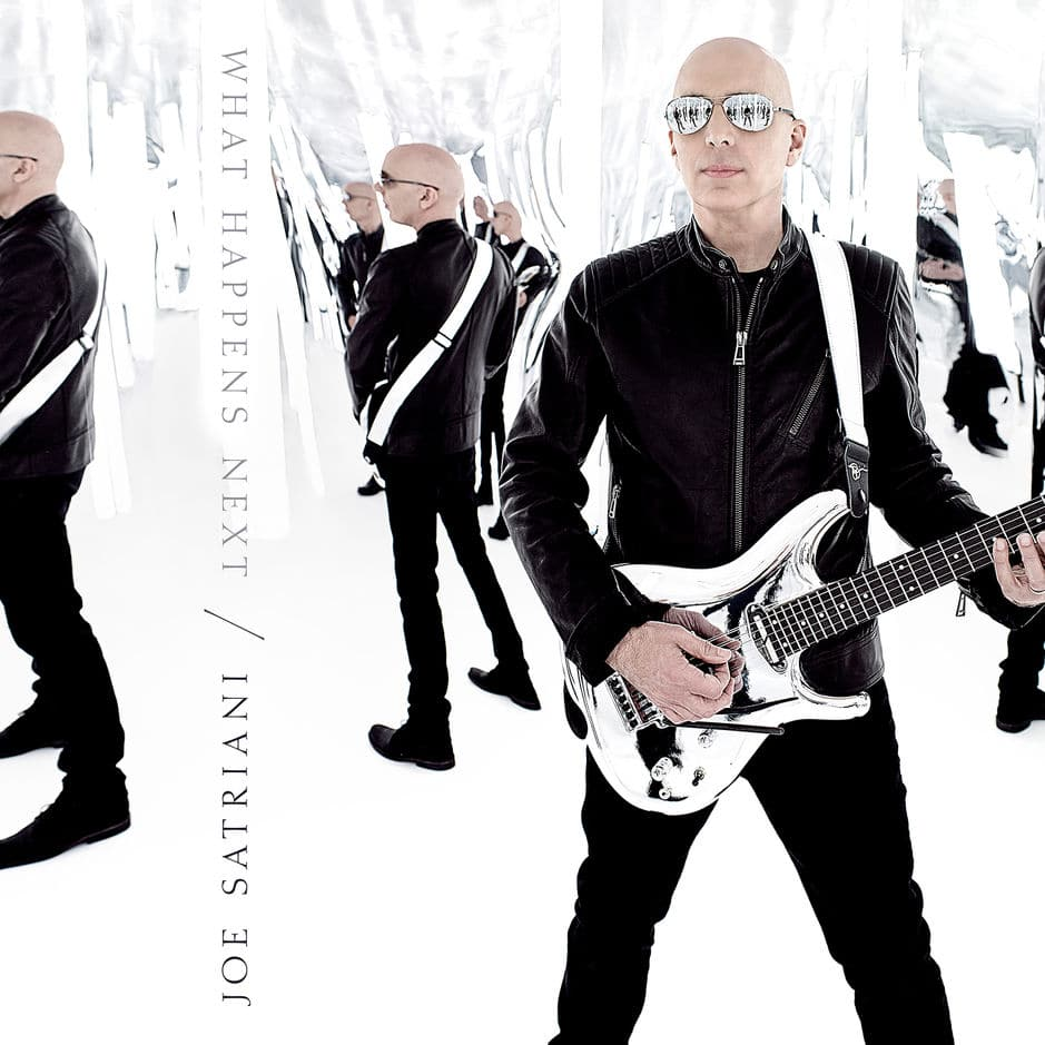 what happens next joe satriani 2018